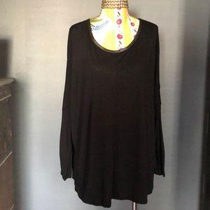 Zara dolman style tunic